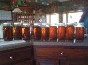 Sap bottles (2)